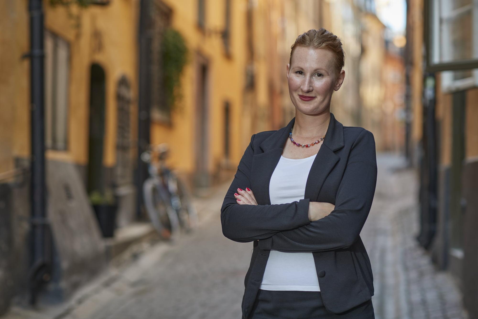 Cecilia Vesslén